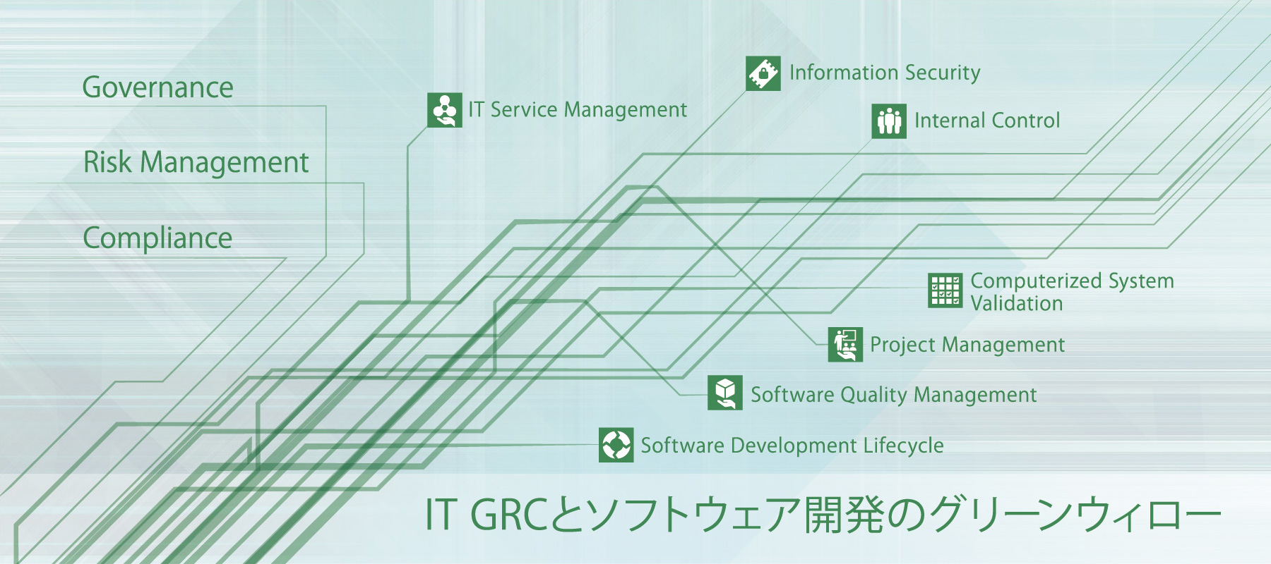 IT GRC & Software Development